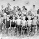 The 1962 Swim Team